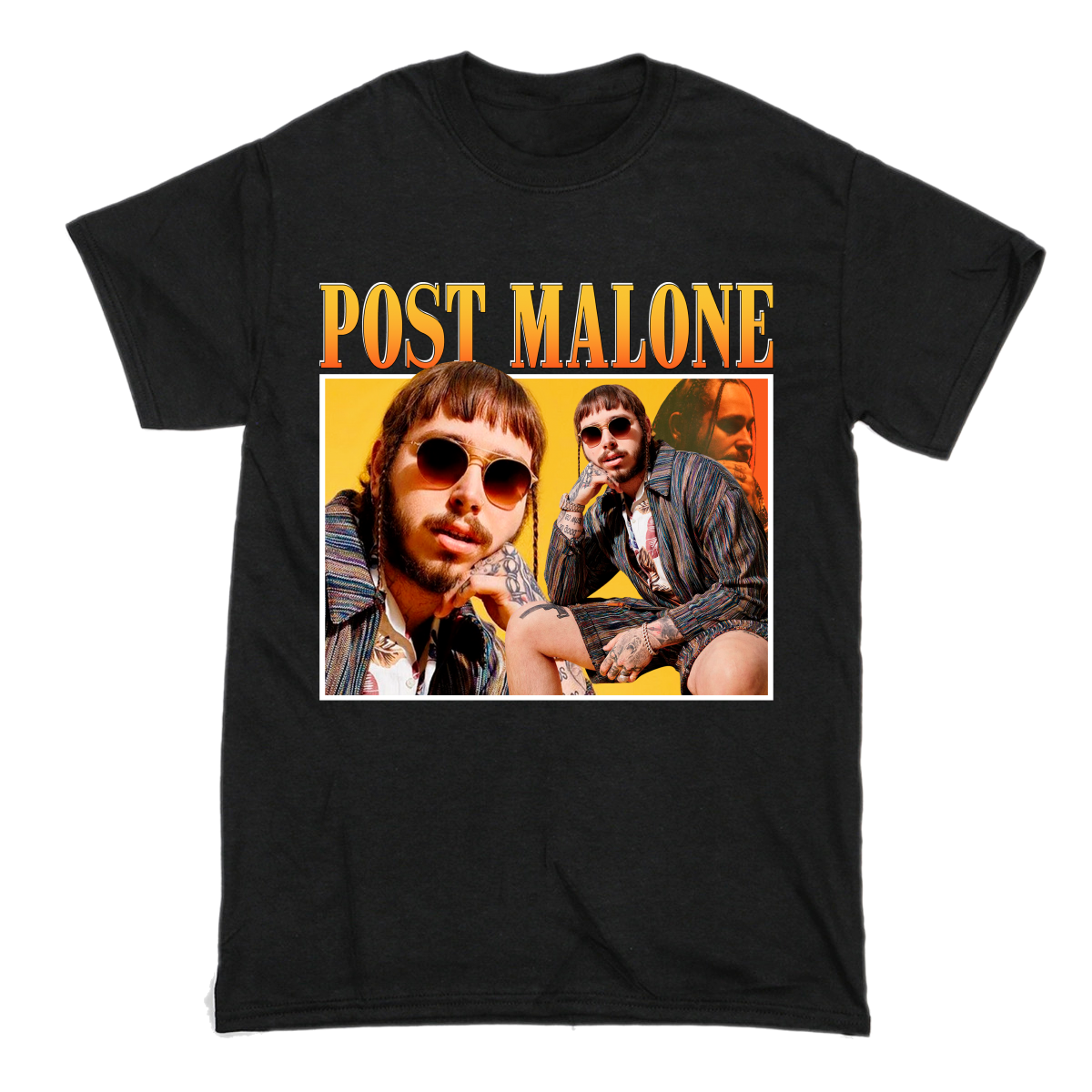 POST MALONE Beerbongs /& Bentleys PHOTO Print POSTER 2019 World Tour Stoney Shirt