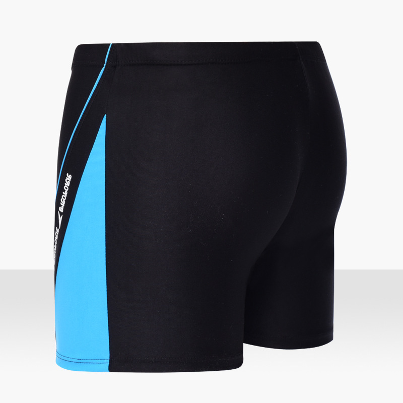 Hot Selling Fashion Sports Version Of Men's Boxer Swimming Trunks Mixed Colors Large Sizes Availiable Bathing Suit Men Hot Sprin