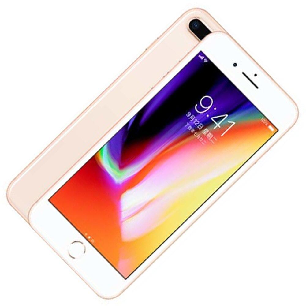 Разблокированный оригинальный Смартфон Apple iPhone 8 / iPhone 8 Plus 2 Гб ОЗУ 64 Гб 256 Гб ПЗУ шестиядерный 12 МП iOS 11 отпечаток пальца 4G LTE