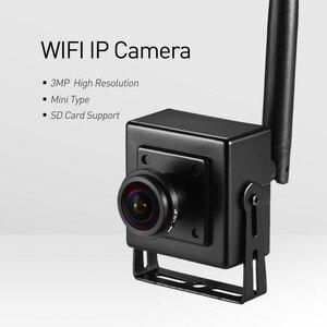 Image 2 - Fisheye Mini caméra IP WIFI 3 mp/1080P