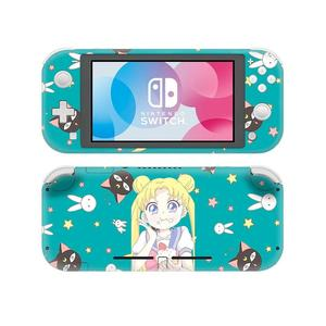 Image 3 - Anime Sailor Moon NintendoSwitch Skin Sticker Decal Cover For Nintendo Switch Lite Protector Nintend Switch Lite Skin Sticker