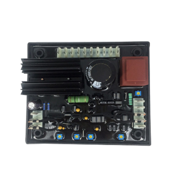 AVR R438 Accessories Automatic Voltage Regulator Low Speed Tool Components Stabilizer Module Independent For Leroy Somer