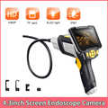 4.3 inch Industrial Endoscope 1080P HD 8MM Inspection Camera for Auto Repair Tool Snake Hard Handheld Wifi Endoscope