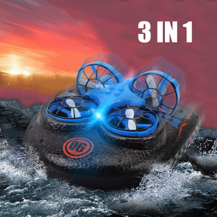 destacável rc drone 3 modos de velocidade quadcopter ya88