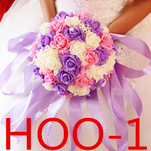 Wedding Bridal Accessories Holding Flowers 3303 HOO