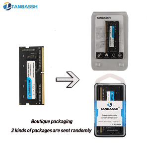 Image 5 - Tanbassh מחשב נייד זיכרון ddr4 4GB 8GB 16GB 2133MHZ 2400MHz 2666MHZ sodimm תמיכה memoria ddr4 מחברת אחריות לכל החיים