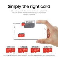 SAMSUNG Micro SD Card 128GB EVO Plus Flash Memory Card 32GB 64GB 256GB 512GB Class 10 UHS-I High Speed Microsd TF Card 2