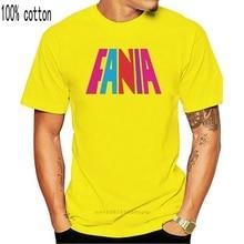 Fania Records Music T Shirt Unisex Hea Unisex Heavy Cotton Tee Black Shirt S 3Xl 011862