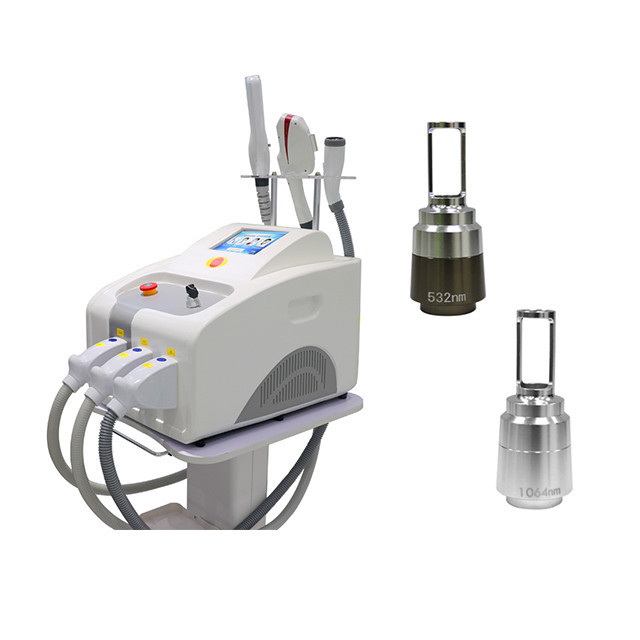 Factory Price Portable 3 In 1 Ipl Shr Fast Hair Removal Laser