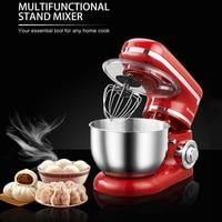 Tabletop Stirring machine 1200W 4L home chef machine Food Mixer electric egg beater dough blender kitchen appliances