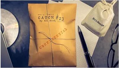 2015 DD Catch 23 By Asi Wind-Magic Tricks