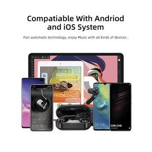 Image 5 - AWEI T10C 2020最新のゲームバージョン tws 5.0 IPX4 Bluetooth 真ワイヤレスイヤフォンタッチ制御ノイズボリューム超低音サウンドでキャンセルマイク