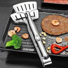 Кухонные щипцы для еды, выпечки, приготовления барбекю, антипригарный зажим для хлеба, стейка, кухонный инструмент зажим