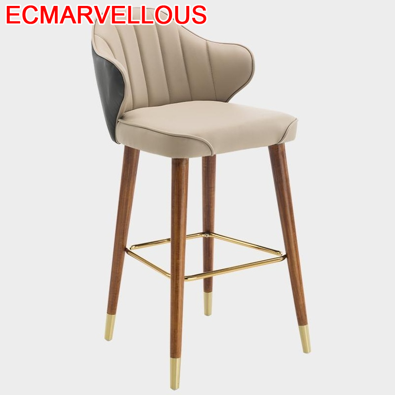 Fauteuil Bancos Moderno Barkrukken Sedie Industriel Table Taburete La Barra Tabouret De Moderne Silla Stool Modern Bar Chair