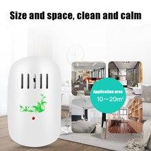 Purificador de aire económico para el hogar, ambientador con filtro de humo y olores enchufables, ds99