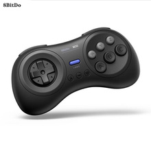 цена на 8BitDo M30 Wireless Bluetooth/2.4G Switch Controller Gamepad Joystick For Nintendo PC MacOS Android