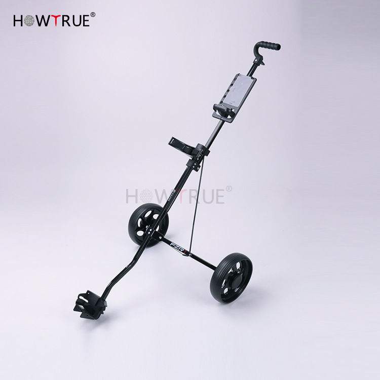 Foldable Golf Push Cart Golf Cart Golf Cart With Footbrake System Accessory Push Golf Cart Cairteacha Gailf