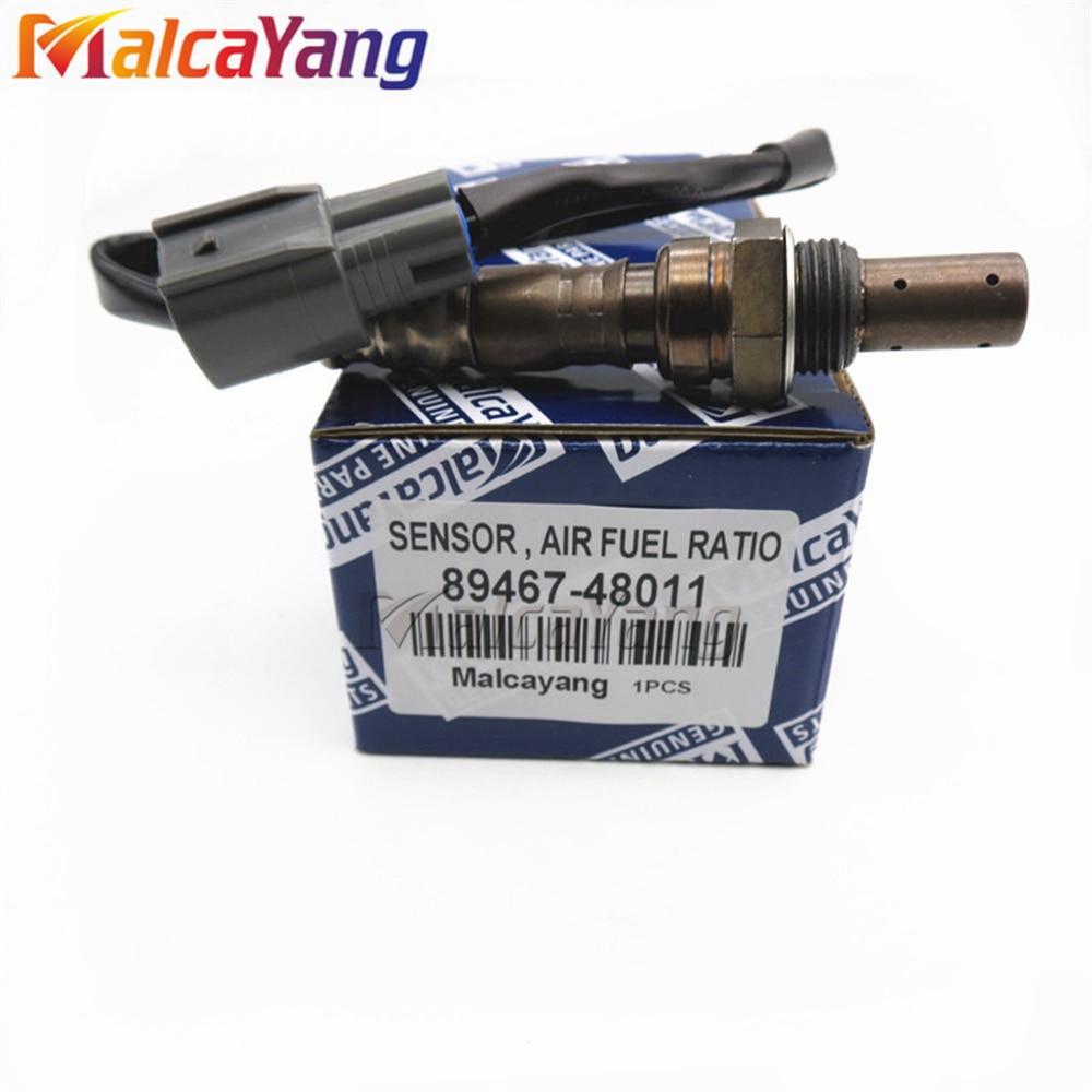 2pcs/lot 89467-48011 8946748011 Oxygen Sensor O2 Sensor Air Fuel Ratio Sensor For Lexus ES300 RX300 Toyota Highlander