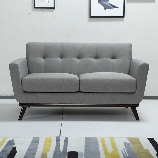 U-BEST Corner Fabric Couch 2