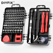 112 in 1 Präzision Magnetische Schraubendreher-satz für iPhone Samsung xiaomi Telefon Tablet Uhr Zerlegen Reparatur Hand Tools Kit