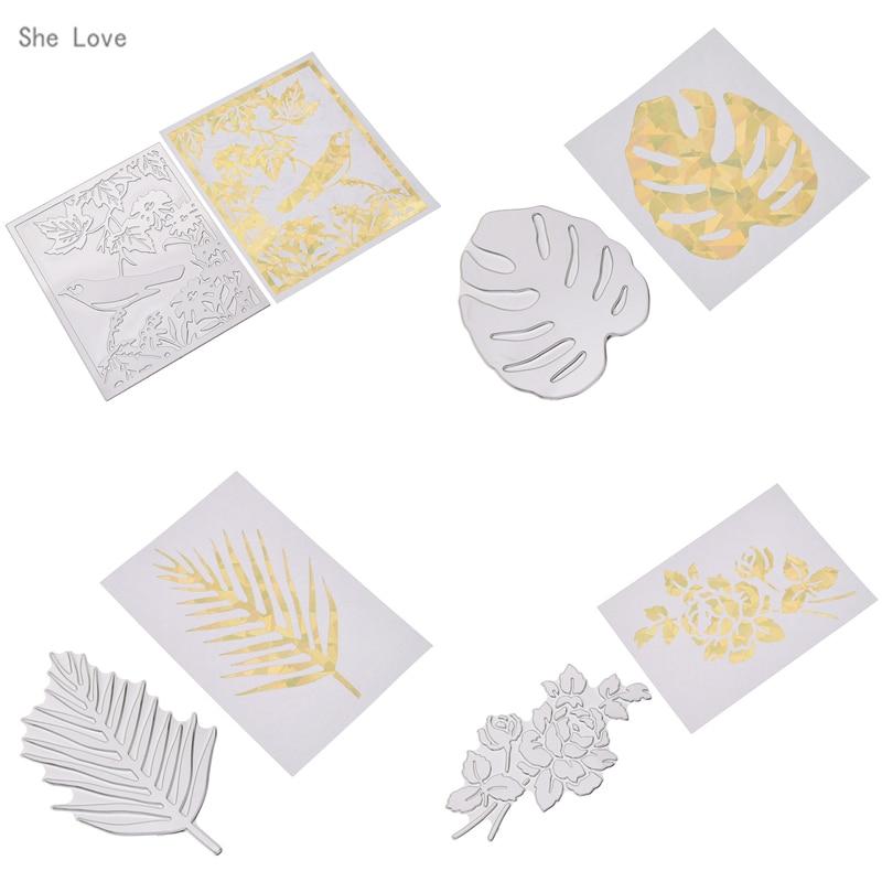 Flower Metal Cutting Dies Scrapbooking Embossing Paper Cards Album Stencil HOT