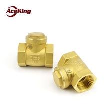 PPR brass check valve water pipe gauge dn15/20/25 4/6 minute vertical horizontal DN15 DN20 DN25 DN32