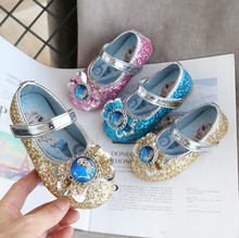 Spring Kids Girls Wedding Dress Shoes Children Princess Shoes Bowtie Purple Leather Shoes For Girls Casual Shoes Flat Sneakers cheap Rubber Fits true to size take your normal size 14T Flat with Kids Leather Shoes Girls Shoes Princess Kids Leather Shoes