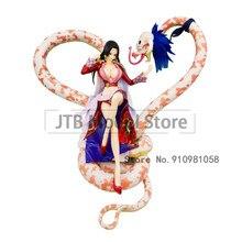 One Piece GK POP Snake Princess Boa Hancock Anime Action Figure modello 21cm PVC Statue Collection Toy Desktop Decoration Figma