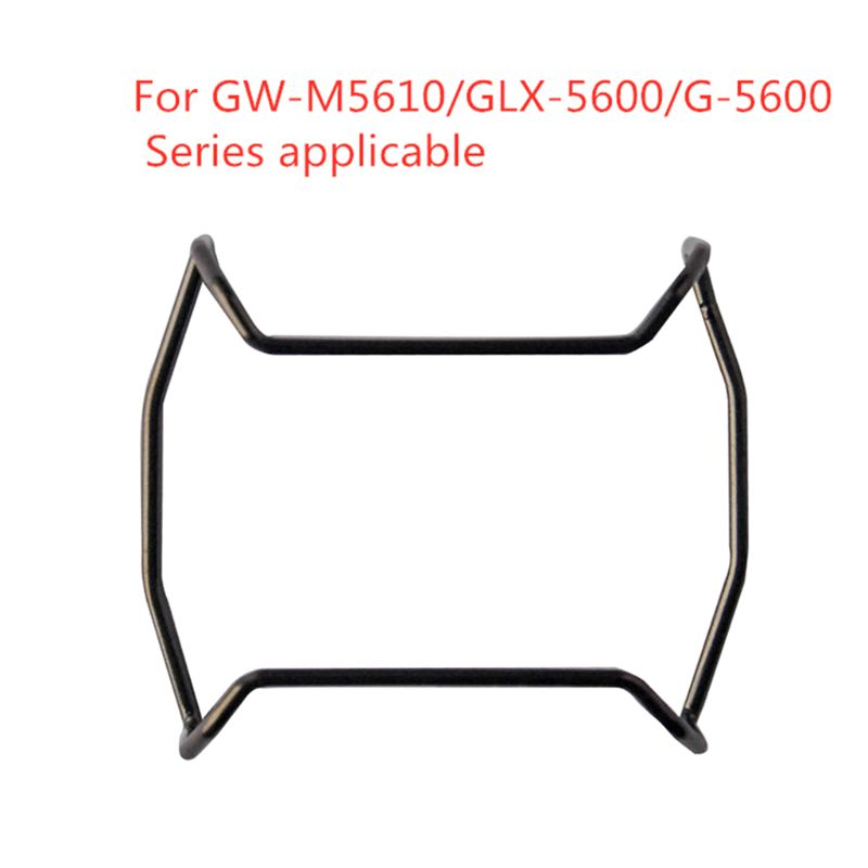Anti-scratch Metal Wire Guard Bumper Protector for Casio G-Shock Sport Watch 5600/5610/6900/9400/9300/100/1000 Accessories image