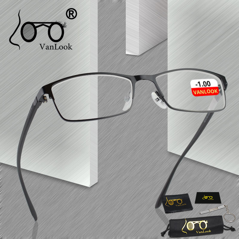 Anti Blue Light Ray Myopia Computer Glasses Gaming Men Eyeglasses For Shortsighted -1 -1.25 -1.75 -2.25 -2.75 -3.25 -3.75 -4.00