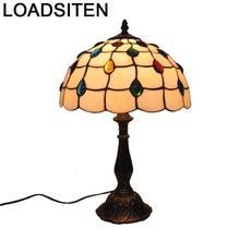 Schemerlamp Lampe Lampada Da Tavolo Home Art Lamp For Bedroom Maison Lampara De Mesa Para El Dormitorio Deco Table Bedside Light
