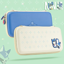 Ninja Cat Dog Storage Box Hard Shell Accessories for Nintend Switch Console Monster Hunter RISE NS Joy-Con Protective Case Cover