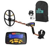 Detector de Metales subterráneo de alta sensibilidad, buscador de tesoros de caza, joyería profesional, pantalla LCD de 11,5x15 pulgadas