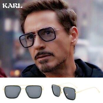 Iron Man Sunglasses