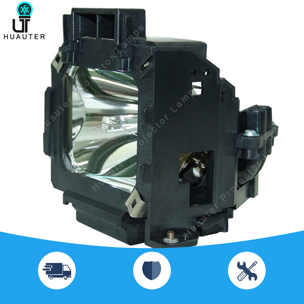 Projector Lamp V13H010L15 Bulb With Housing ELPL15 For Epson EMP 600P/EMP-600/EMP-600P/EMP-800/EMP-810/EMP-811/EMP-820