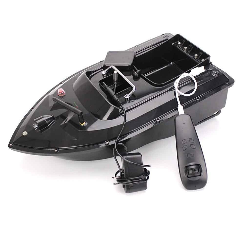 500m rc Angeln Köder Boot RC Fisch Finder Rudern Nesting Schiff Haken Boot Automatische Einzelnen Lager Schnellboot Spielzeug EU /US/UK Stecker - 4