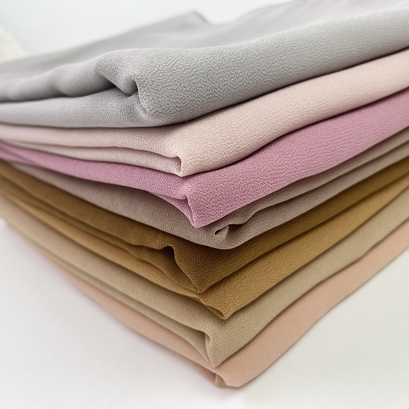 2M good stitching stitch plain high quality premium heavy Chiffon hijab scarf Malaysian Women s scarves