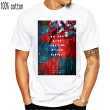 Men tshirt Hotline Miami Artwork Unisex T Shirt women T-Shirt tees top