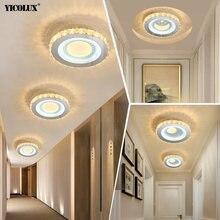 Nordic новый круглый светодиодный потолочный светильник трехслойная