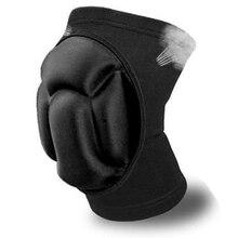 2 шт. утолщенные наколенники бандаж для поддержки локтя защита коленей рабочие уличные наколенники Экстремальные виды спорта наколенники