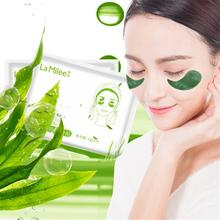 10 Pairs/Pack Spirulina Eye Mask For Dark Circles Bags Fine Lines Removal Moisturizing Firming