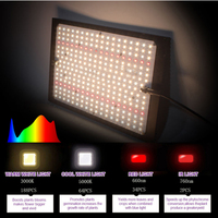 120W 240W Quantum Grow Lamp Board Dimmable Plant Grow Light Full Spectrum Samsung LM301H/301B SK 3000K 5000K IR Meanwell Driver