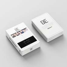 Photocard-Cards Card-Poster Album Wall-Banner Lomo JIMIN Bangtan SUGA K-POP Boys New