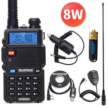 Walkie-Talkie Two-Way-Radio UV5R UV-9R Transceiver Dual-Band UV-82 5W 8W Baofeng Hunting