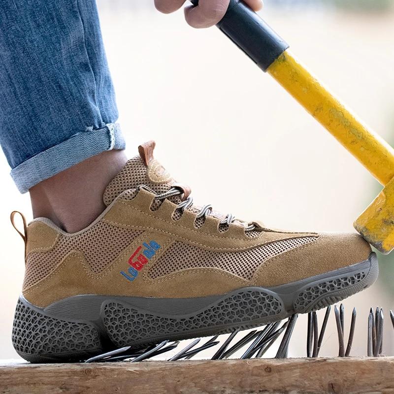 Cara Memilih Sepasang Sepatu Toe Baja Berkualitas