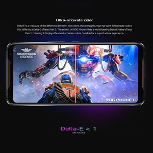 Image 5 - ASUS ROG Phone 2 (ZS660KL)  Gaming Phone 8GB RAM 128GB ROM Snapdragon 855 Plus 6000mAh NFC Android9.0  Smartphone