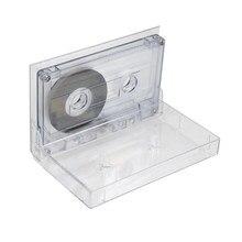 Lecteur de bande vierge à Cassette Standard bande vide avec enregistrement de bande Audio magnétique de 60 minutes pour l'enregistrement de musique vocale livraison directe