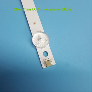 Image 3 - 2Pieces/lot LED backlight strip 6 lamp for HUGO 32inch K320WDC1 A2 4708 K32WDC A2113N01 6LED 583MM TX 32ER250ZZ K320WDC2B