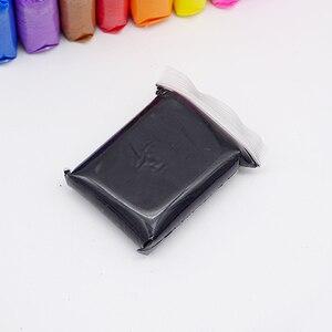 36 цветов набор супер легкая глина с 3 инструментами сухой воздух Лизун для детей Пластилин формовочная глина ручной работы развивающие 5D иг...