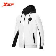 Xtep куртка 2020 осень Джереми Соединенные Новая мужская спортивная